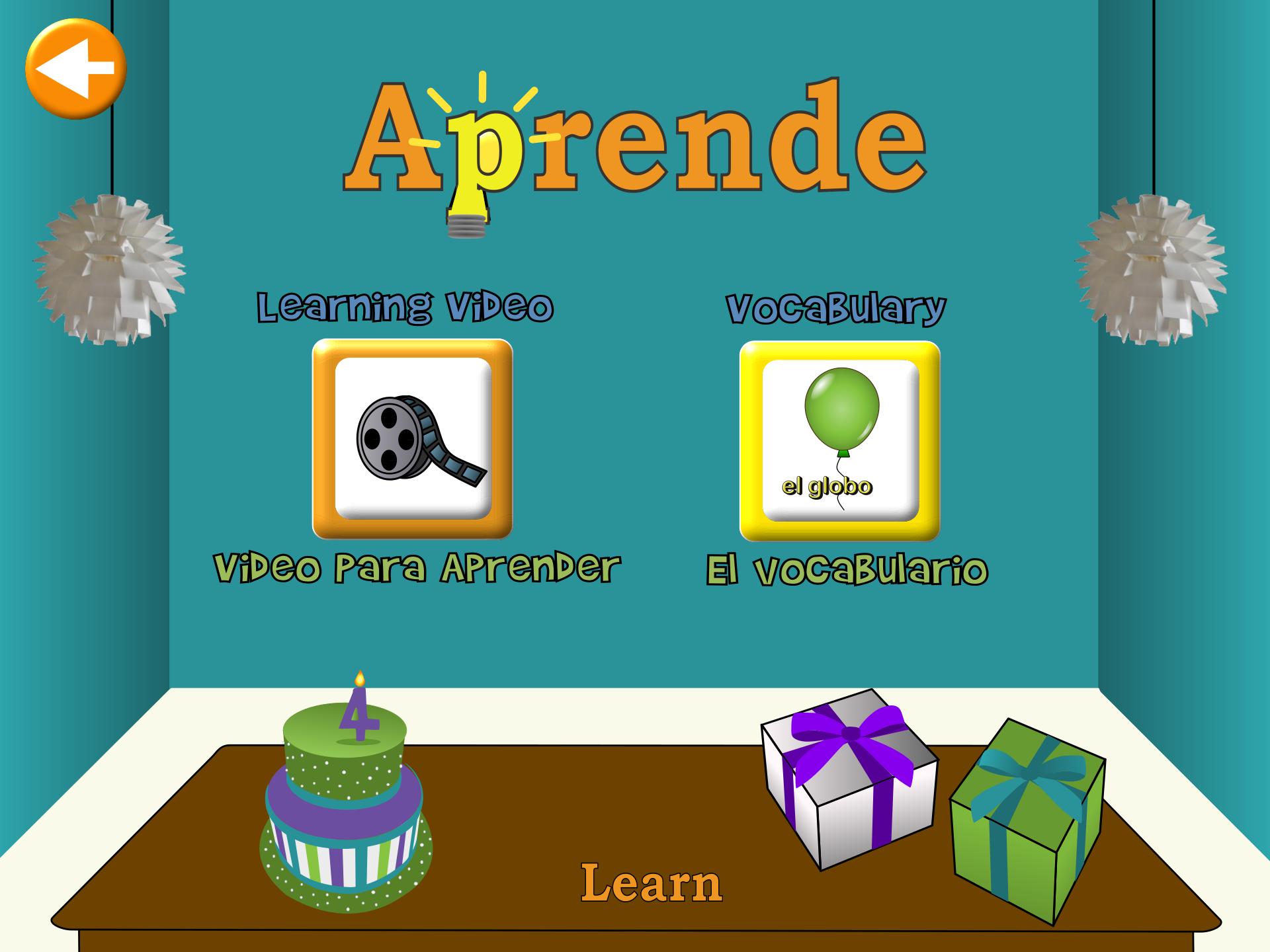 Birthday Learn Week 1