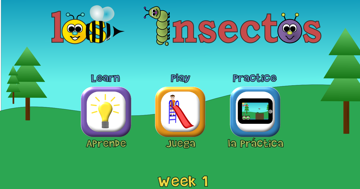 Insects Lesson Week 1